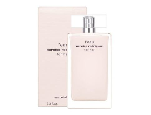 Toaletna voda Narciso Rodriguez L´Eau For Her 10 ml