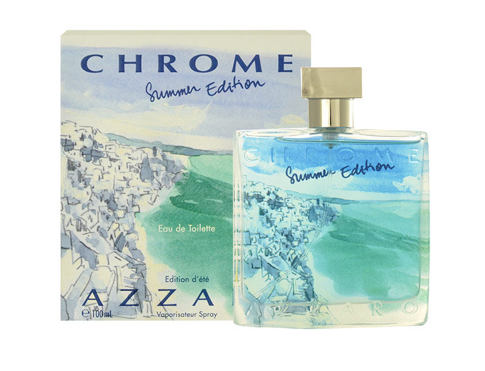 Toaletna voda Azzaro Chrome Summer Edition 2013 100 ml Testeri
