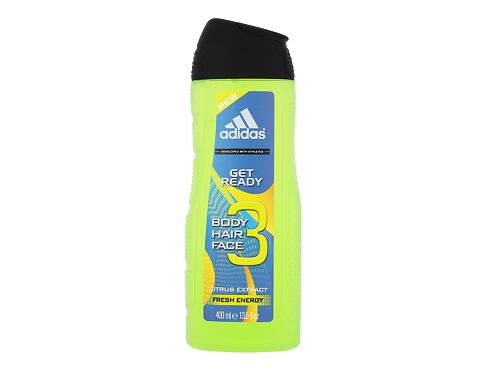 Gel za tuširanje Adidas Get Ready! For Him 400 ml