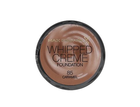 Puder Max Factor Whipped Creme 18 ml 85 Caramel