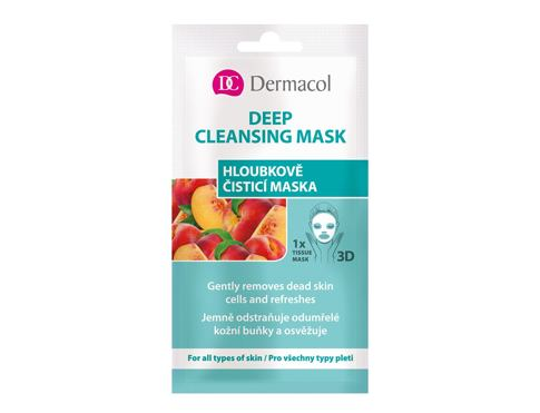 Maska za lice Dermacol Deep Cleansing Mask 15 ml