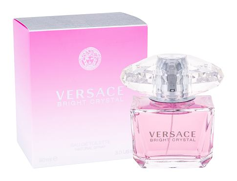 Toaletna voda Versace Bright Crystal 90 ml