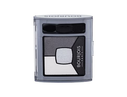 Sjenilo za oči BOURJOIS Paris Smoky Stories Quad Eyeshadow Palette 3,2 g 01 Grey & Night