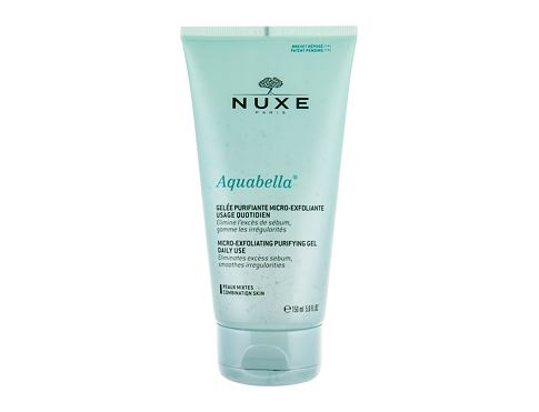 Gel za čišćenje lica NUXE Aquabella Micro Exfoliating Purifying Gel 150 ml