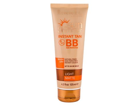 BB krema Rimmel London Sun Shimmer 9in1 125 ml Light Matte