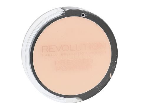 Puder Makeup Revolution London Pressed Powder 7,5 g Porcelain Soft Pink