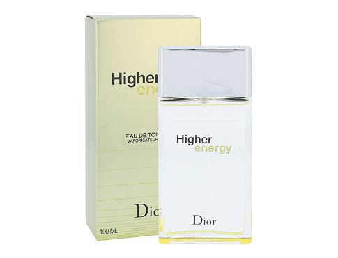 Toaletna voda Christian Dior Higher Energy 100 ml