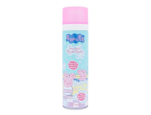 Pjena za tuširanje Peppa Pig Peppa Mouldable Foam Soap 250 ml