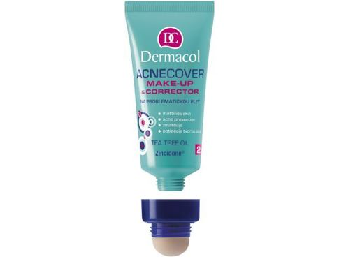 Tekući puder Dermacol Acnecover Make-Up & Corrector 30 ml 2