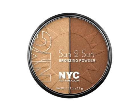 Bronzer NYC New York Color Sun 2 Sun 6,2 g 719A Terracotta Tan