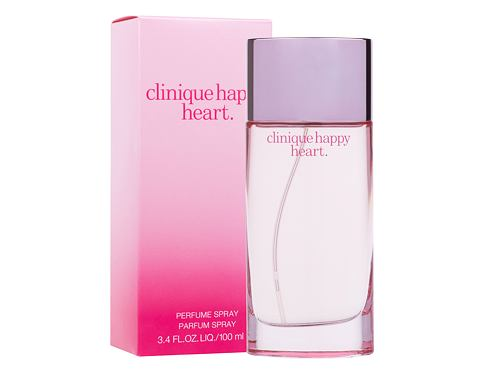 Parfemska voda Clinique Happy Heart 100 ml