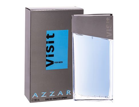 Toaletna voda Azzaro Visit For Men 100 ml