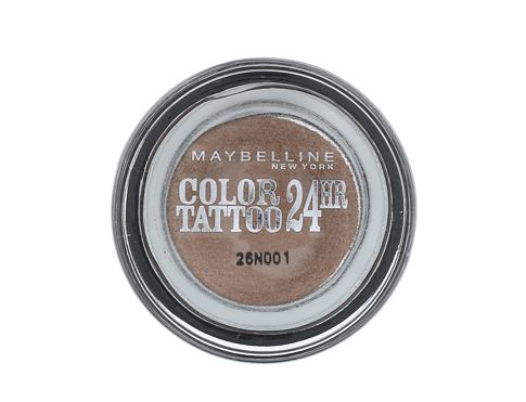 Sjenilo za oči Maybelline Color Tattoo 24H 4 g 35 On And On Bronze