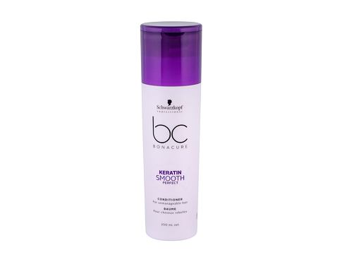 Regenerator Schwarzkopf BC Bonacure Keratin Smooth Perfect 200 ml