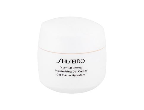 Gel za lice Shiseido Essential Energy Moisturizing Gel Cream 50 ml Testeri