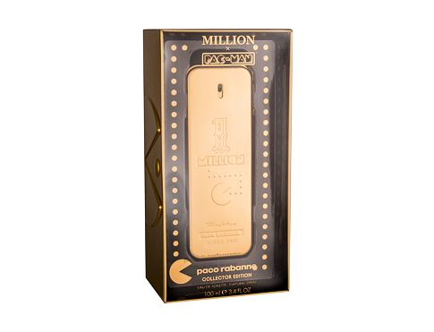 Toaletna voda Paco Rabanne 1 Million x Pac-Man Collector Edition 100 ml