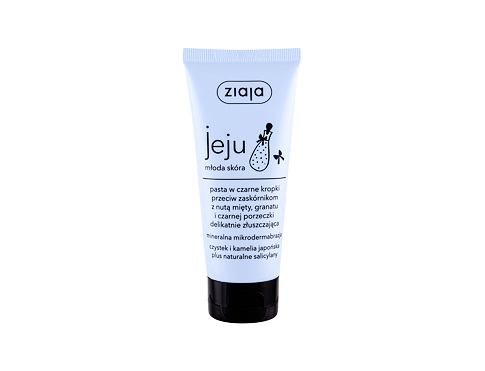 Piling Ziaja Jeju Micro-Exfoliating Face Paste 75 ml