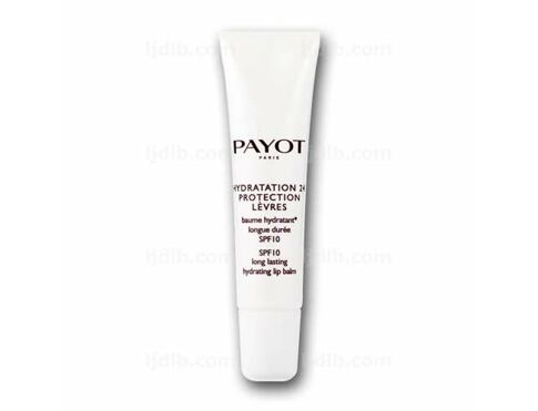 Balzam za usne PAYOT Les Hydro-Nutritives 24 Hydration Lip Protection SPF10 15 ml