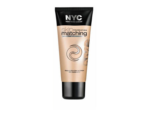 Make up NYC New York Color Skin Matching 30 ml 691 Honey Light