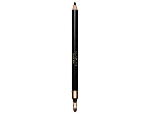 Olovka za oči Clarins Crayon Khol With Brush & Sharpener 1,05 g 01 Intense Black