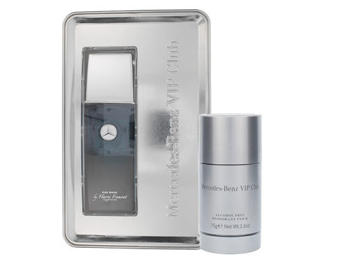 Toaletna voda Mercedes-Benz Vip Club Pure Woody by Harry Fremont 100 ml Poklon setovi