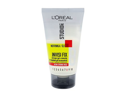 Gel za kosu L´Oréal Paris Studio Line Invisi Fix 24H Gel 150 ml