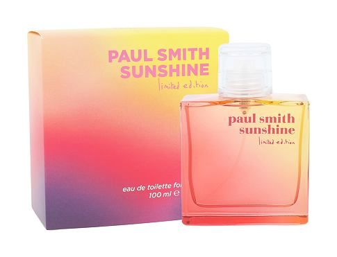 Toaletna voda Paul Smith Sunshine For Women Limited Edition 2015 100 ml
