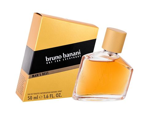 Toaletna voda Bruno Banani Man´s Best 50 ml