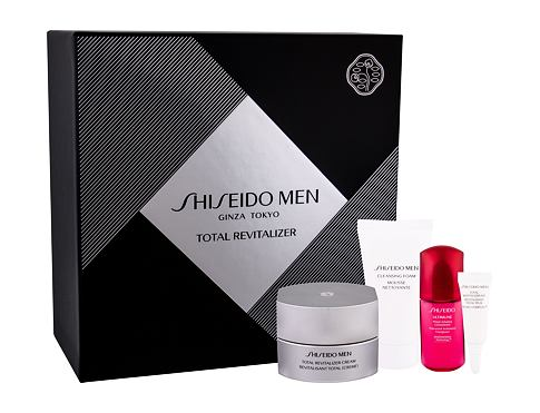 Dnevna krema za lice Shiseido MEN Total Revitalizer 50 ml Poklon setovi