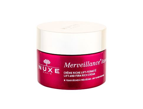 Dnevna krema za lice NUXE Merveillance Expert Lift And Firm Rich 50 ml