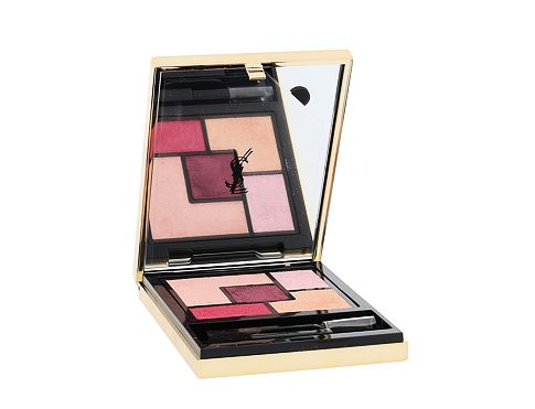 Sjenilo za oči Yves Saint Laurent Couture Palette 5 Color Ready-To-Wear 5 g 9 oštećena kutija