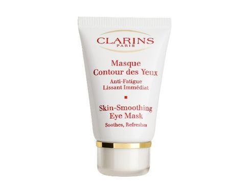 Maska za lice Clarins Eye Care Skin Smoothing Eye Mask 30 ml bez ambalaže