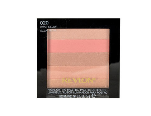 Highlighter Revlon Highlighting Palette 7,5 g 030 Bronze Glow