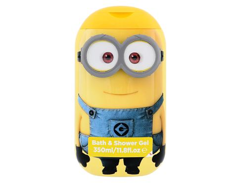 Gel za tuširanje Minions Bath & Shower Gel 350 ml
