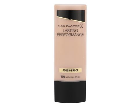 Tekući puder Max Factor Lasting Performance 35 ml 106 Natural Beige