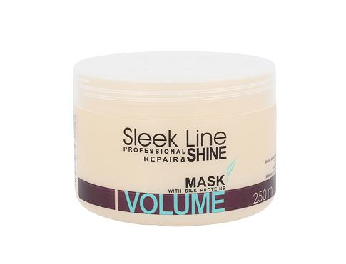 Maska za kosu Stapiz Sleek Line Volume 250 ml