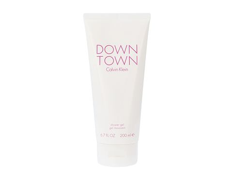 Gel za tuširanje Calvin Klein Downtown 200 ml