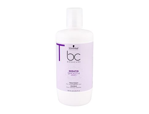 Maska za kosu Schwarzkopf Professional BC Bonacure Keratin Smooth Perfect 750 ml