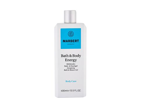 Gel za tuširanje Marbert Body Care Bath & Body Energy 400 ml