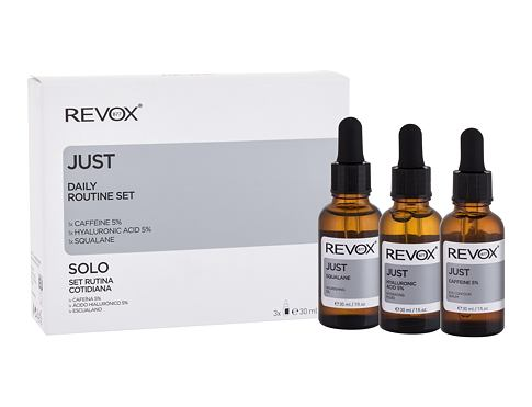 Serum za lice Revox Just Daily Routine Set 30 ml Poklon setovi