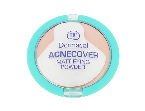 Puder Dermacol Acnecover 11 g Shell