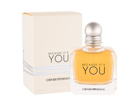 Parfemska voda Giorgio Armani Emporio Armani Because It´s You 100 ml