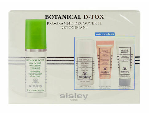 Serum za lice Sisley Botanical D-Tox Night Treatment 30 ml Poklon setovi