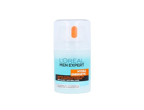 Gel za čišćenje lica L´Oréal Paris Men Expert Hydra Energetic Quenching Gel 50 ml