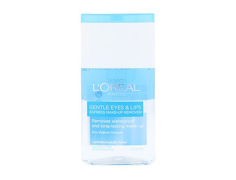 Odstranjivač make-upa L´Oréal Paris Gentle 125 ml