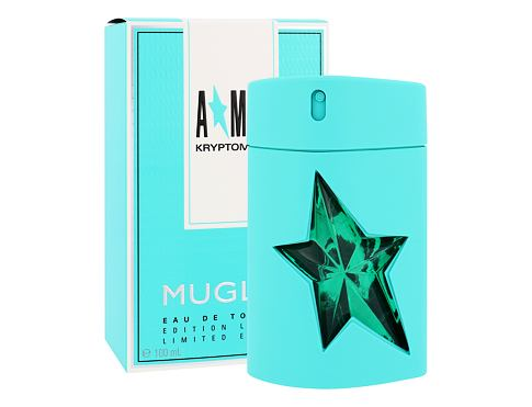 Toaletna voda Thierry Mugler A*Men Kryptomint 100 ml