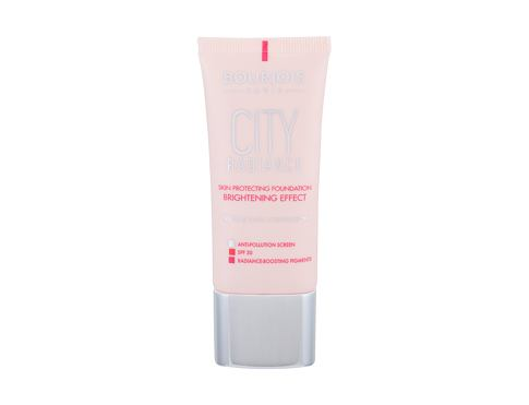 Make up BOURJOIS Paris City Radiance SPF30 30 ml 01 Rose Ivory