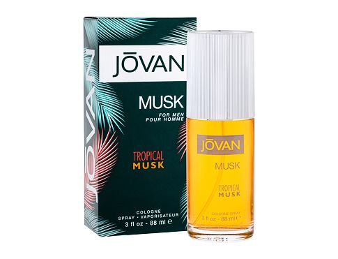 Kolonjska voda Jovan Tropical Musk 88 ml