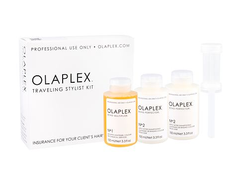 Serum za kosu Olaplex Bond Multiplier No. 1 Traveling Stylist Kit 100 ml Poklon setovi