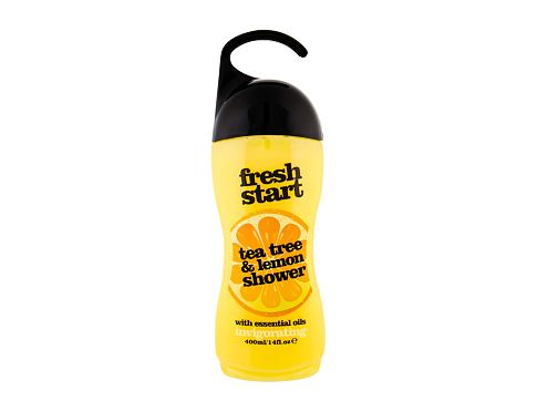 Gel za tuširanje Xpel Fresh Start Tea Tree & Lemon 400 ml